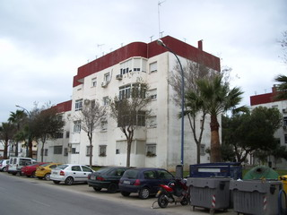 "Edificio ""Jabeque"". Estado inicial."